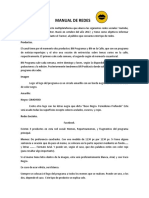 Manual de Redes