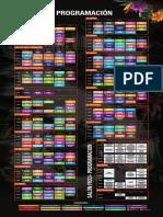 Programacion FICCI 2018