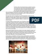 Origen y evolucion de la danza