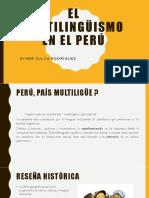 El Multilingüismo en El Perú2