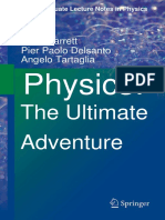 Physics the Ultimate Adventure - Barrett