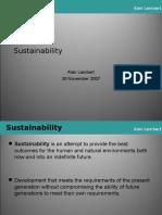 562715 Sustainability