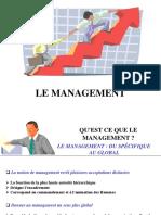 1 - Management