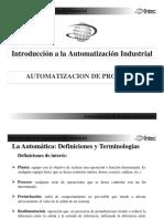 1 Introduccion a La Automatización Industrial