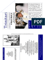 October 2008 Trinitarian Newsletter, Holy Trinity Sloane Square