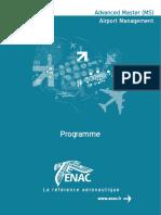 ENAC Syllabus Airport Management