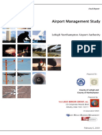 BUKU Airport Management Study