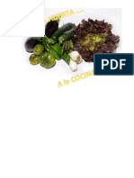 REceta Huerta Organica