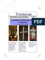 January 2010 Trinitarian Newsletter, Holy Trinity Sloane Square