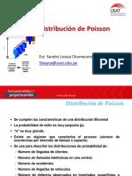 (Teoría) Distribución de Poisson