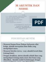Sistem Akustik Dan Noise