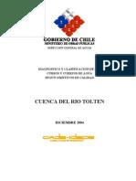 Cuenca Del Rio Tolten