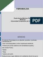 Fibromialgia.