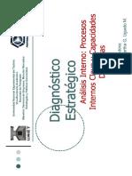 Analisis Interno Procesos Internos Clave y Capacidades