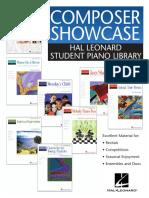 Showcase Pianosh