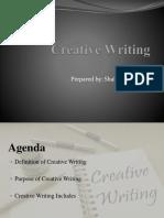 creative writing lsn 1