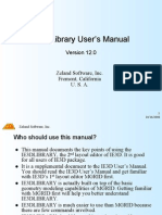 Ie3dlibrary Manual