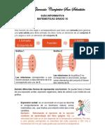 Guía Informativa 1 Décimo
