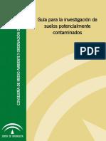 Guia Para La Investigación de Sitios Contaminados