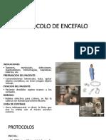 Protocolo de Encefalo