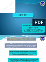 Sifat Inti Ppt