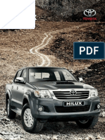 Hilux South Africa Brochure