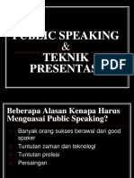 public-speaking-dan-teknik-presentasi.ppt