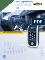 Catalogo Mobile Mapper 120