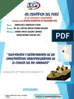 HIDRLOGIA-TRABAJONº2-CHARLESyMARCIA