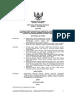 Kepmendagri 16_2000 Ttg Asosiasi Pemerintah Daerah