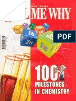 100 Milestones in Chemistry Tell Me Why 88 Gnv64