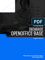 Open Office Base