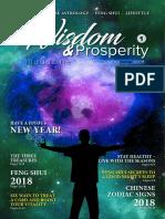 Wisdom and Prosperity January 2018