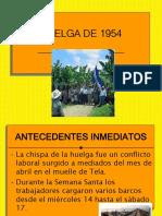 Huelga de 1954