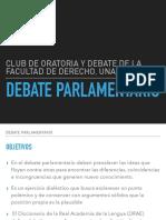 180223 Debate Parlamentario