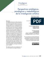 Dialnet-PerspectivasOntologicas