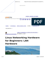 LAN Hardware Tutorial