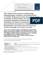 Post-cardiac Arrest Syndrome