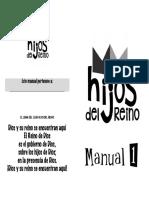 Hijos Del Reino - 2015 - Manual 1 - Devocionales 1-5