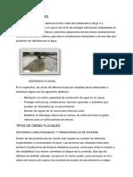 Defensa Fluviales Parte 1