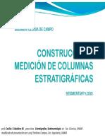 Columnas Estratigraficas