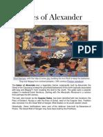 Gates of Alexander
