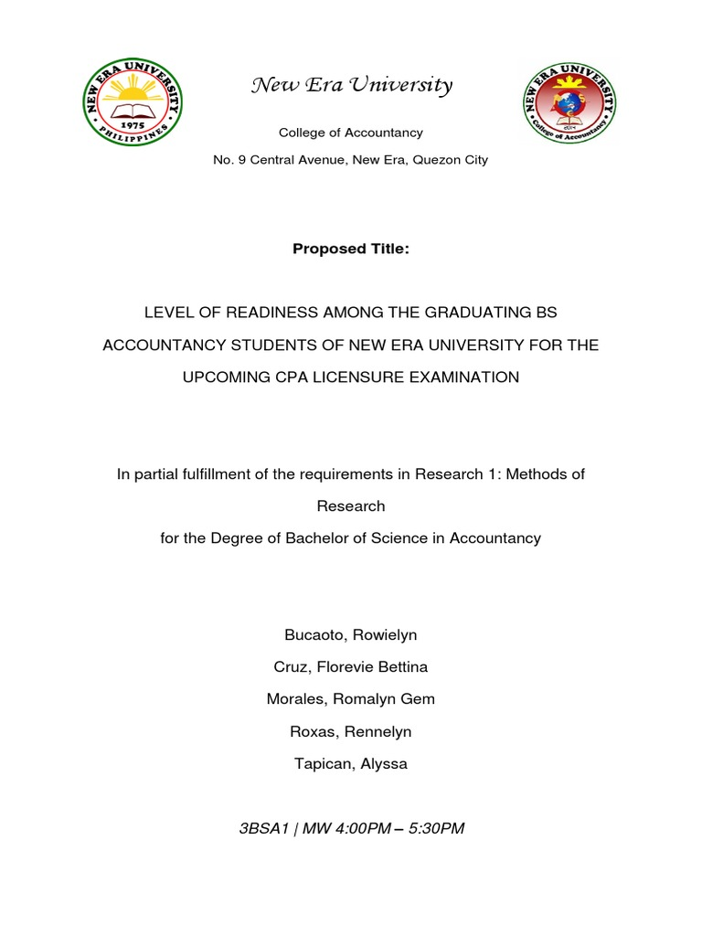 FINAL_ResearchProposal.docx | Certified Public Accountant | Test  (Assessment)