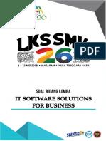 It Software - Lks 2018