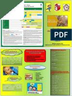 Leaflet Imunisasi 2018