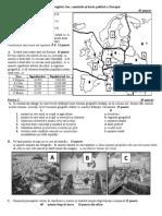 97. Pregatire Bac. Asezarile Si Harta Politica Europa