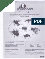 Fendona SC MSDS & Brochure (1)