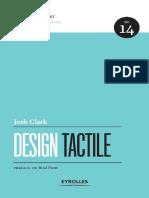 Design Tactile - Eyrolles (2016) PDF