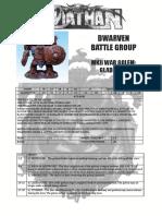 Gladiator Mk2 Wargolem