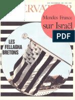 Article - Le Vaillant, Yvon - Obs0180_1968 04 24 - Les Fellagha Bretons